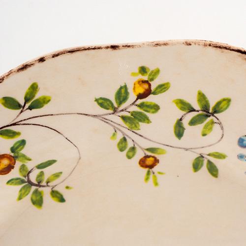 Набор тарелок Bizzirri Melograno 6шт, фото