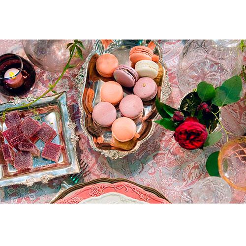 Посеребренная конфетница Royal Family Шеффилд прямоугольной формы, фото