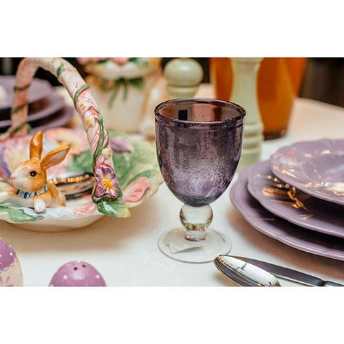 Бокал для воды Comtesse Milano Matisse фиолетового цвета, фото