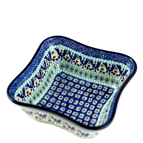 Салатник Ceramika Artystyczna квадратный, фото