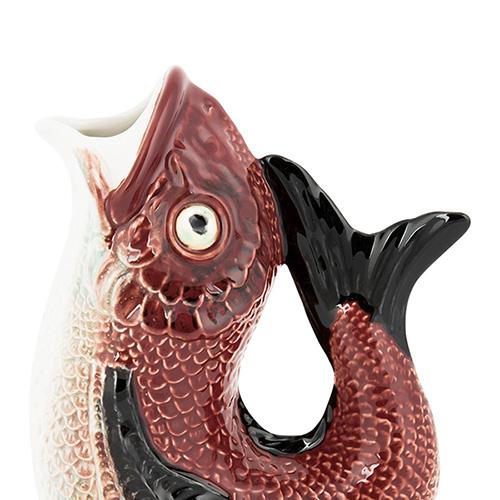 Большой кувшин Bordallo Pinheiro Рыба, фото