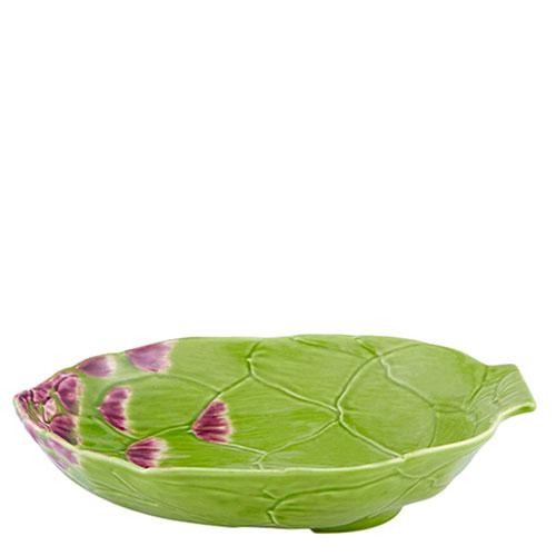 Тарелка обеденная Bordallo Pinheiro Артишок, фото