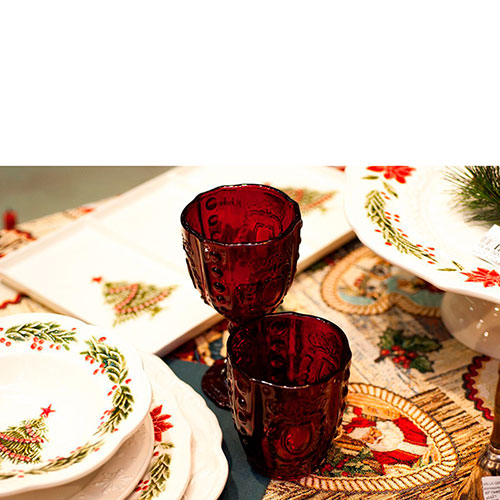 Набор стаканов с узором Livellara Rococo, фото