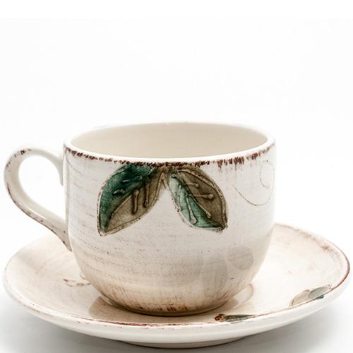 Чайная чашка с блюдцем Bizzirri Portofino, фото