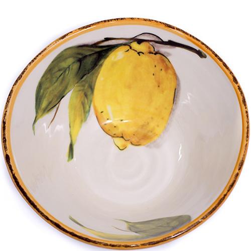 Пиала Bizzirri Лимоны, фото