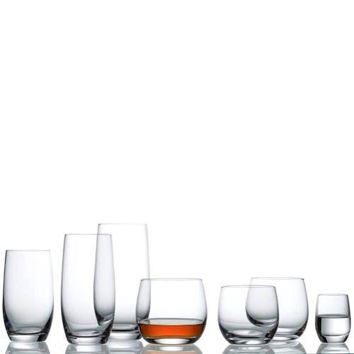 Набор стаканов для виски Schott Zwiesel Banquet из ударопрочного стекла малый 260 мл, фото