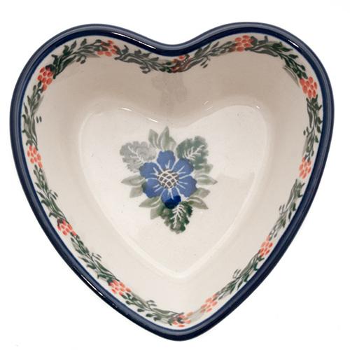 Пиала для мёда Ceramika Artystyczna сердце, фото