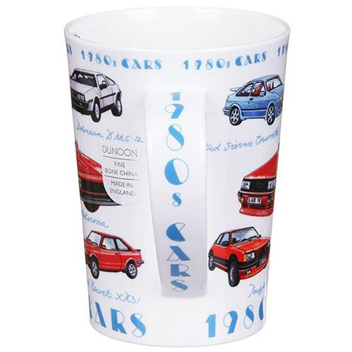 Чашка Dunoon Argyl Classic cars 1980, фото