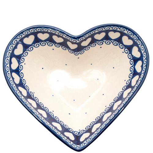 Пиала Ceramika Artystyczna Валентинки, фото