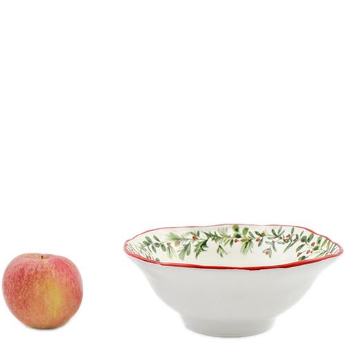 Тарелка для супа Villa Grazia Лесная сказка 19см, фото