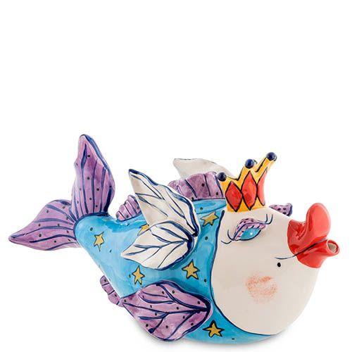 Заварочный чайник Pavone Рыба-Королева, фото