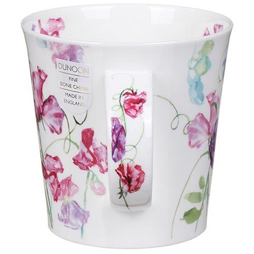 Чашка Dunoon Cairngorm Country Garden Сладкий горошек 0,48 л, фото