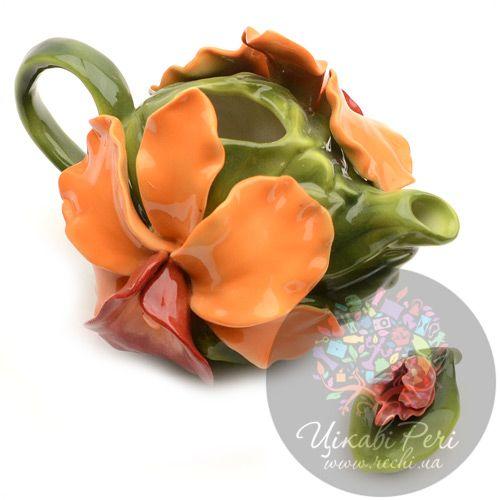 Заварочный чайник Pavone «Орхидея», фото