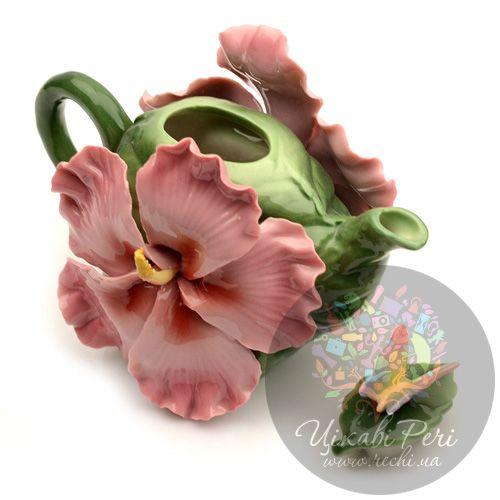 Заварочный чайник Pavone «Гибискус», фото
