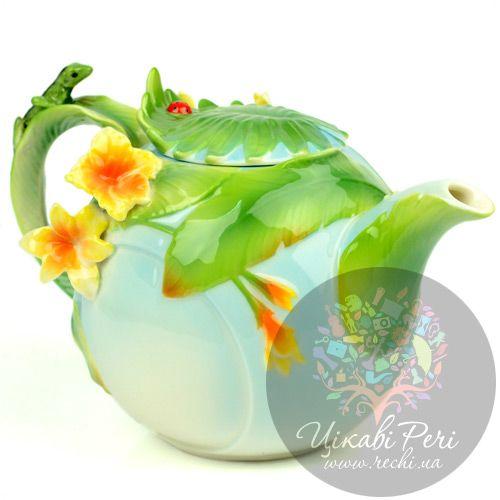 Заварочный чайник Тропики Pavone, фото