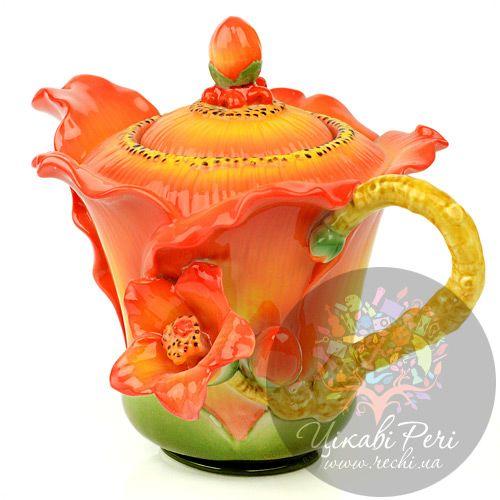 Заварочный чайник Капок Pavone, фото