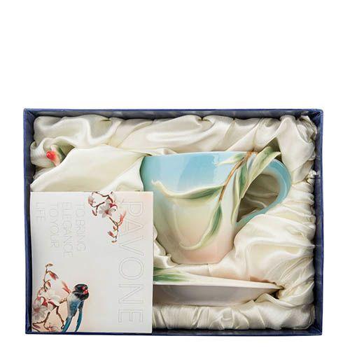 Чайная пара Pavone Зимородок Кукабара, фото