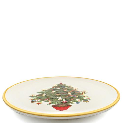 Набор салатниц Villa Grazia Яркое Рождество на 6 персон, фото
