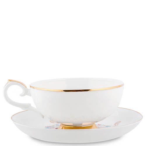 Чайный набор Pavone из фарфора Песня Мотылька, фото