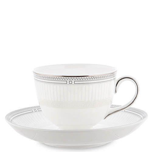 Чайный набор Pavone из фарфора на две персоны Венецианская Классика, фото