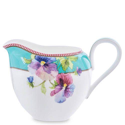 Чайный сервиз Pavone из фарфора на шесть персон Viola, фото