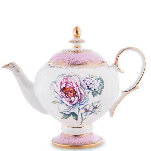 Чайный сервиз Pavone на шесть персон Цветок Неаполя, фото