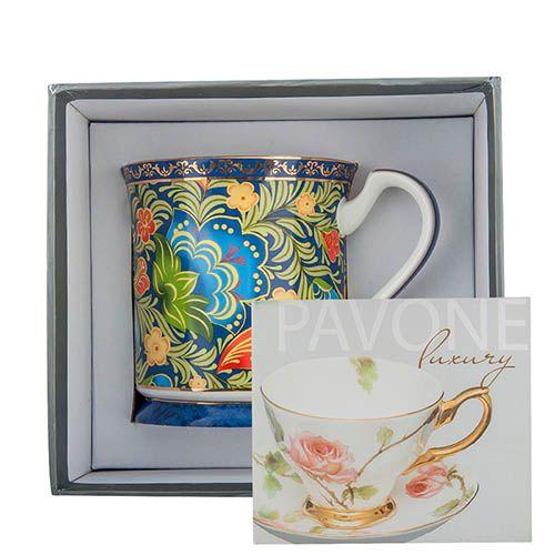 Чашка Pavone Цветочный джаз , фото