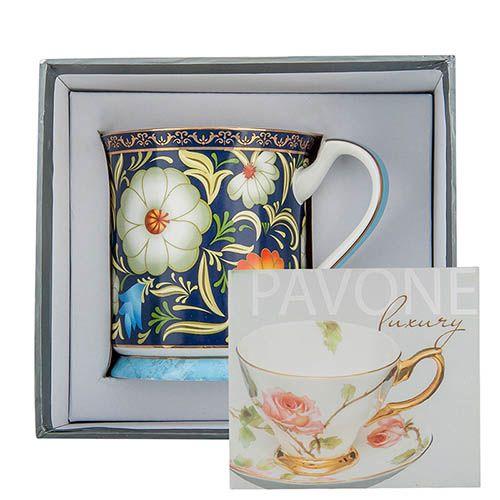 Чашка Pavone Цветочный джаз, фото