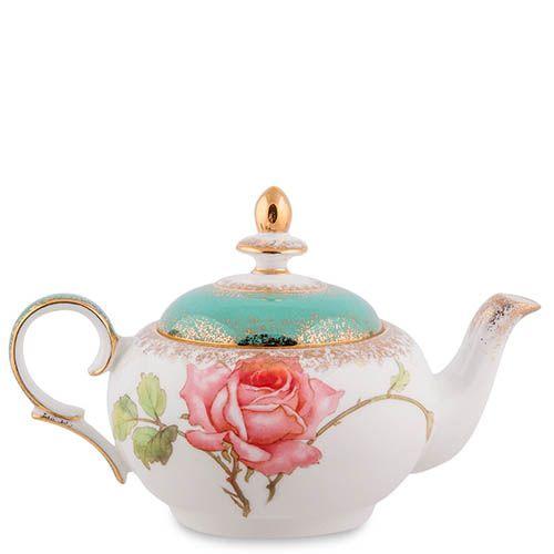 Чайный набор Pavone Milano Rose, фото
