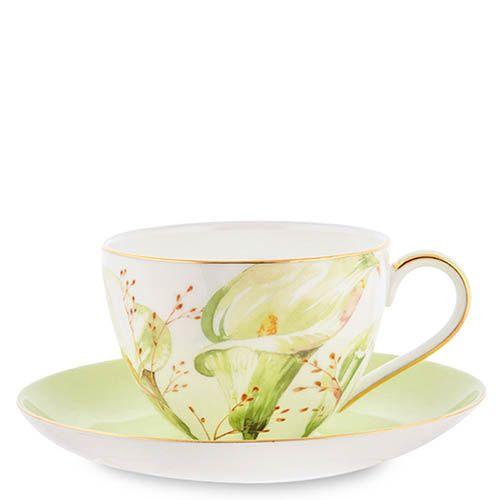 Чайный набор на две персоны Pavone Calla Charme, фото