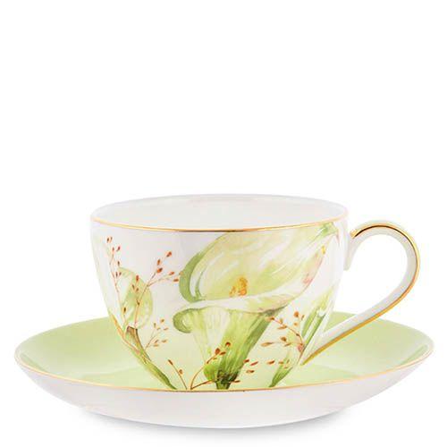 Чайный набор на четыре персоны Pavone Calla Charme, фото