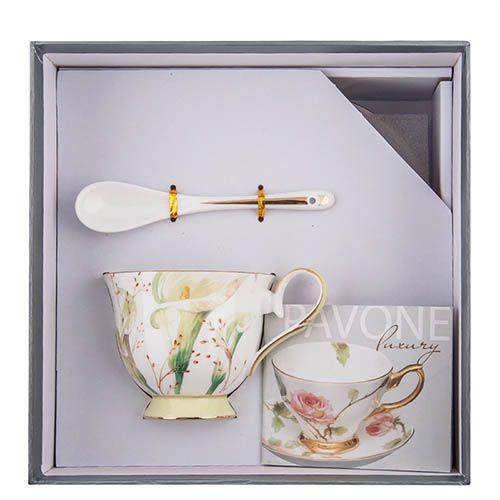 Чайная пара Pavone Calla Charme, фото