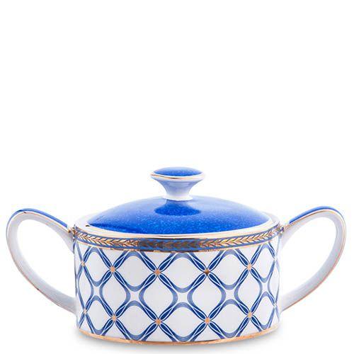 Чайный сервиз Pavone на шесть персон Eleganza из фарфора, фото