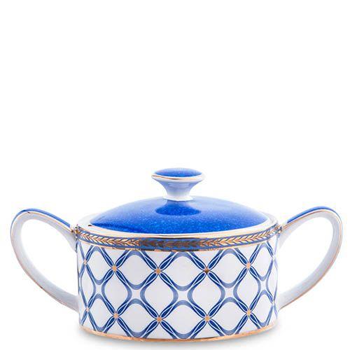 Чайный сервиз Pavone из фарфора на шесть персон Eleganza, фото