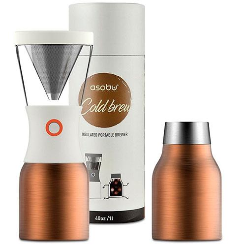 Кофеварка портативная Asobu Cold Brewcoffee, фото