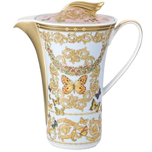 Сервиз кофейный-эспрессо Rosenthal Versace Le Jardin, фото