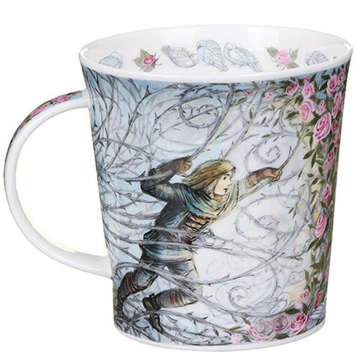 Чашка Dunoon Lomond Fairy Tales Sleeping Beauty 0,32 л, фото