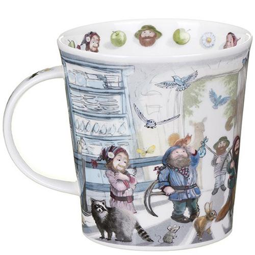 Чашка Dunoon Lomond Fairy Tales Snow White 0,32 л, фото