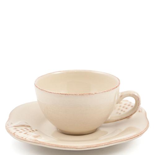 Набор Costa Nova Mediterranea из 6 кофейных чашек с блюдцами 90мл, фото