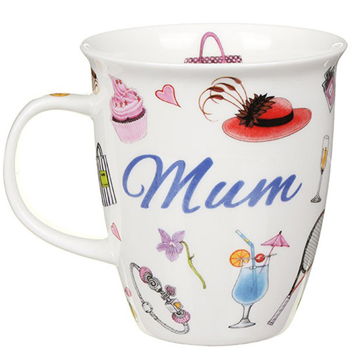 Чашка Dunoon Nevis Mum 2016 0,48 л, фото
