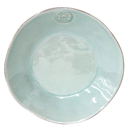 Набор из 6 тарелок для супа Costa Nova Nova бирюзового цвета 790мл, фото
