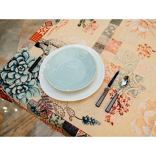Керамические блюда Costa Nova Nova белого цвета 6 шт, фото