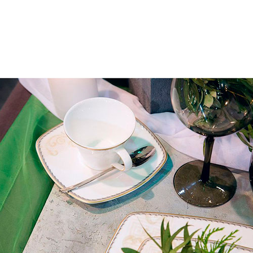 Набор столовых приборов Dalper Oneda на 12 персон, фото