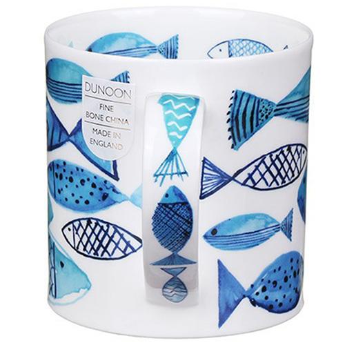 Чашка Dunoon Orkney Go Fish Сардинки, фото