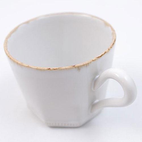 Чашка Costa Nova Luzia белая 340мл, фото