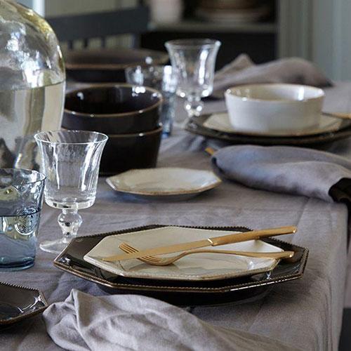 Тарелка для салата Costa Nova Luzia 21см, фото