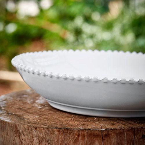 Блюдо для пасты Costa Nova Pearl 38см, фото