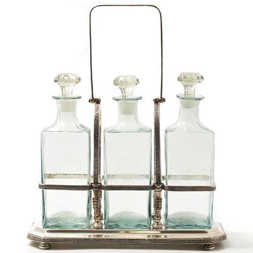 Подставка Royal Family Шеффилд для трех бутылок, фото