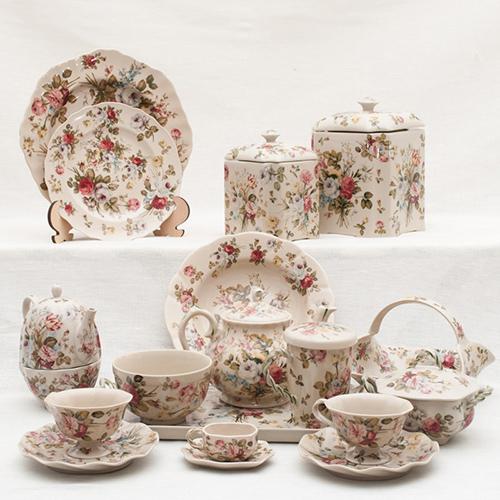 Чашка заварная Royal Family Sweet England с крышкой, фото