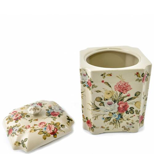 Емкость для хранения Royal Family Sweet England с крышкой, фото